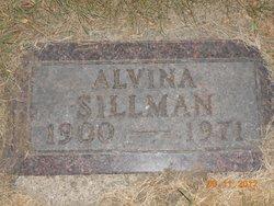 Alvina Anna <i>Hansen</i> Sillman