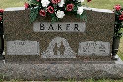 Velma L. <i>Morris</i> Baker
