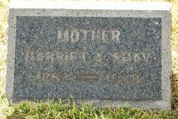 Harriet A. <i>Hedden</i> Shay