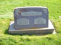 Josephine <i>Olsen</i> Christensen
