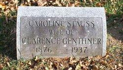 Caroline <i>Stauss</i> Genthner