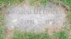 Woodhull Lee Condict