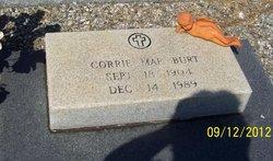 Corrie Mae <i>Andrews</i> Burt
