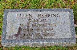 Ellen T <i>Herring</i> Bordeaux