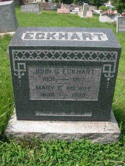 Mary E. <i>Meyers</i> Eckhart