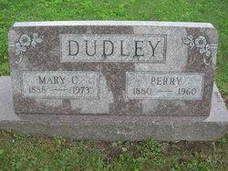 Mary C. <i>Eckhart</i> Dudley
