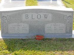 Colonel Lossen Blow