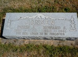 Edward S Jansen