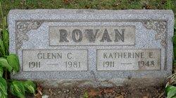 Katherine Elizabeth Dolly <i>Goff</i> Rowan