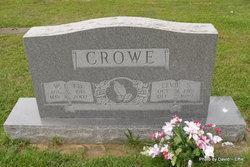 William Edward Ed Crowe, Sr