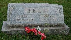 Bertie J. <i>Goff</i> Bell