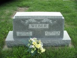 Sophia (Sue) M. <i>Hesselberth</i> Weber