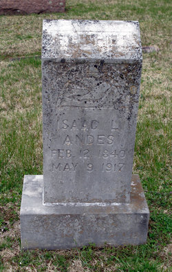 Isaac Lewis Andes
