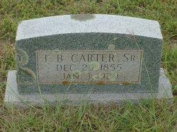 Thomas Briggs Tom Carter, Sr