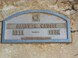 Bailey Lee Cauble
