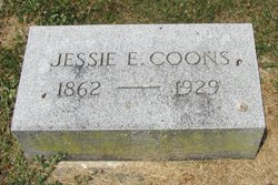 Jessie Evelyn <i>Grubb</i> Coons