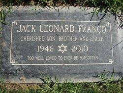 Jack Leonard Franco