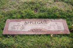 Leona Bell <i>Littlefield</i> Applegate