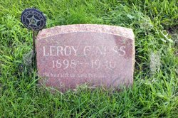 Leroy Clifford Ness