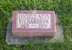 Lucille <i>Reynolds</i> Ness