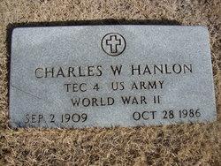 Charles W Hanlon