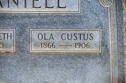 Osceola Custus Daniell