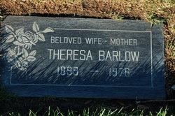 Theresa Tess <i>Horvath</i> Barlow