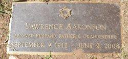 Lawrence S. Larry Aaronson