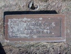 Elmer Reimer Bunch