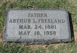 Arthur Leslie Freeland