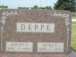 Albert F. Deppe