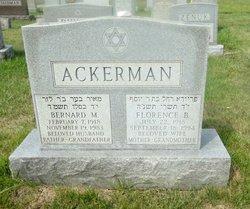 Florence B. Ackerman