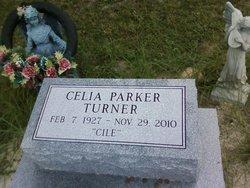 Mrs Celia <i>Parker</i> Turner