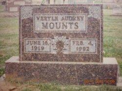 Veryle Audrey Mounts