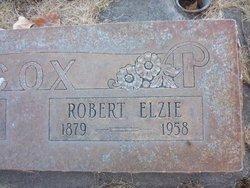 Robert Elzie Cox