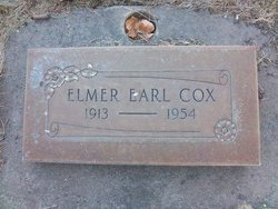 Elmer Earl Cox