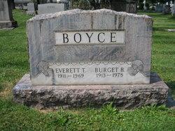 Everett T Boyce