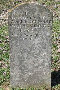 William Peyton Blackwood