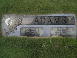 Ellen <i>Fortson</i> Adams