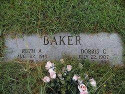 Ruth A Baker