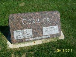 Margaret L. <i>Keller</i> Corrick