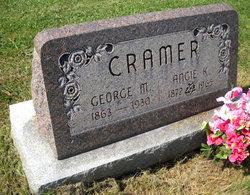 Angie <i>Kreger</i> Cramer