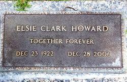 Elsie Louise <i>Clark</i> Howard