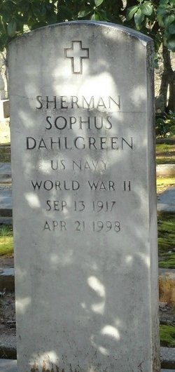 Sherman Sophus Dahlgreen
