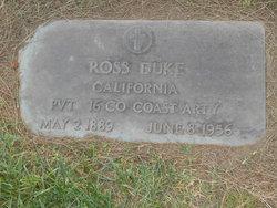 Ross Benjamin Duke