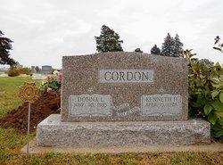 Donna Lou <i>Howard</i> Cordon