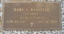 Earl Leslie Banister