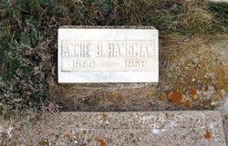 Annie Hansman