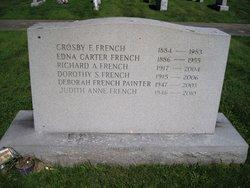 Crosby F French