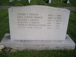 Edna <i>Carter</i> French